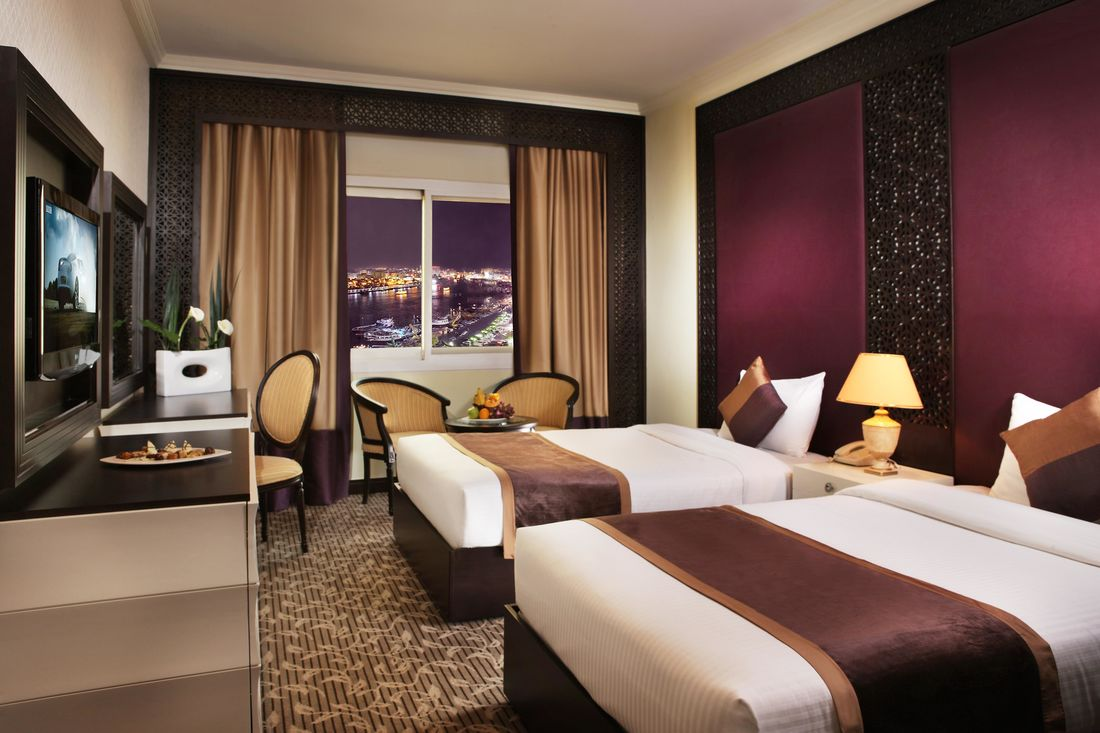 Rooms: Book 4 Star Hotels In Deira Dubai